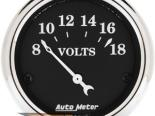 "AutoMeter 2"" вольтметр, 8-18 Volts [ATM-1791]"