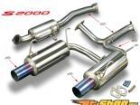 Toda выхлоп System Honda F20C | F22C (AP1, AP2) 99-09