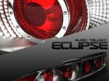 Задние фонари на MITSUBISHI ECLIPSE 95-99 ALTEZZA Чёрный