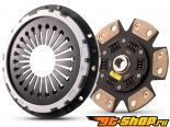 Сцепление  Masters FX400  Сцепление  6-Puck w/Aluminum  Маховик  Porsche Boxster S 986 987 3.2L / 3.4L 05-08
