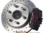 Stillen Задний диск Conv 98-00 Denali / 99-01 Escalade Jb6 W/11 Drum