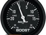 "AutoMeter 2-5/8"" Boost-Vac, 30 In. [ATM-2310]"