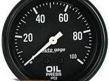 "AutoMeter 2-5/8"" давления масла, 0-100 Psi [ATM-2312]"