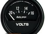 "AutoMeter 2-5/8"" вольтметр, 10-16 Volts [ATM-2319]"