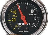 """AutoMeter 2"""" Boost, 30 In. Hg/20 Psi [ATM-2401]"""