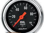 "AutoMeter 2"" давления масла, 0-100 Psi [ATM-2421]"
