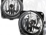Противотуманная оптика для FORD FOCUS 02-04 туманки LIGHT комплект Хром