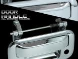 2004-2008 Ford F150 Хром задняя Gate Handle