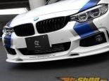 3D Design Уретан Передняя губа Спойлер BMW 4 Series F32 M Sport 14-15