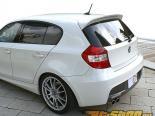 3D Design Уретан Крыши Спойлер BMW 1 Series E87 2011