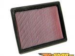 K&N Replacement Air Filter Pontiac GTO 6.0L V8 05-06