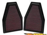 K&N Replacement Air Filter Porsche 991 GT3 3.8L 2014