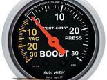 "AutoMeter 2"" Boost-Vac/Press, 30 In. Hg/30 Psi [ATM-3303]"