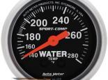 "AutoMeter 2"" температуры жидкости, 140-280`F [ATM-3331]"