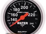 "AutoMeter 2"" температуры жидкости, 120-240`F [ATM-3332]"