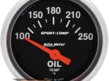 """AutoMeter 2"""" температуры масла, 100-250`F [ATM-3347]"""