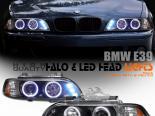 Передние фары для BMW E39 525 528 530 540 HALO PROJECTOR