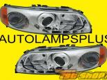 Передняя оптика на Volvo S60 PROJECTOR CHROME