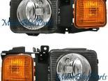 Передняя оптика для HUMMER H3 06-09 OE STYLE
