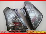 Задняя оптика для Suzuki Swift 2005-2010  Clear Chrome