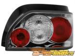 Задняя оптика на Renault Clio I chrome 2