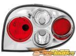 Задняя оптика для Renault Megane I Coupe Design chrome 2