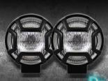 Противотуманные фонари для Chevrolet Trailblazer Хром
