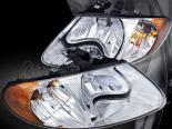 Передняя оптика для Chrysler TOWN & COUNTRY 01-07