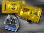 Противотуманная оптика на Ford Expedition 07-10 Жёлтый