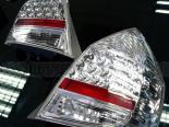 Задние фонари на HONDA FIT 01-08 WHITE