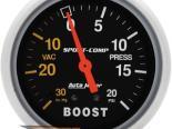 "AutoMeter 2-5/8"" Boost-Vac/Press [ATM-3401]"