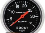 "AutoMeter 2-5/8"" Boost Press, 4 Kg/Cm2 [ATM-3404-J]"