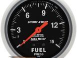 "AutoMeter 2-5/8"" давления топлива, 0-1 [ATM-3413-M]"