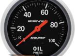 """AutoMeter 2-5/8"""" давления масла, 0-7Kg/Cm2 [ATM-3421-J]"""