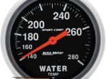 "AutoMeter 2-5/8"" температуры жидкости, 140-280 F [ATM-3431]"