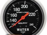 "AutoMeter 2-5/8"" температуры жидкости, 120-240 F [ATM-3432]"