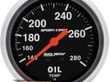 """AutoMeter 2-5/8"""" температуры масла, 140-280 F [ATM-3441]"""