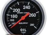 """AutoMeter 2-5/8"""" температуры масла, 140-280 F [ATM-3443]"""