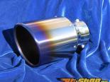 Motordyne MD Premium TI Синий Rolled насадка на выхлоп Nissan 350Z 03-09