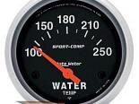 "AutoMeter 2-5/8"" температуры жидкости, 100-250 F [ATM-3531]"