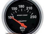 """AutoMeter 2-5/8"""" температуры масла, 100-250 F [ATM-3542]"""