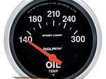 """AutoMeter 2-5/8"""" температуры масла, 140-300 F [ATM-3543]"""
