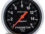 "AutoMeter 2-5/8"" E.G.T. комплект, 0-1600 F [ATM-3544]"
