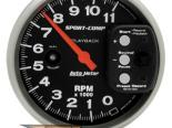 "AutoMeter 5"" тахометр Playback, 11,000 Rpm [ATM-3967]"