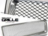 Решётка радиатора на Volvo 850 93-97 WGN MESH Хром