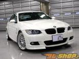 3D Design Уретан передний  Splitter BMW 3 Series E92 E93 M-Sport 06+