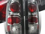 Задняя оптика для Chevrolet S-10 82-93 ALTEZZA Тёмный