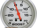 """AutoMeter 2-5/8"""" Boost, 30 In. Hg/20 Psi [ATM-4401]"""