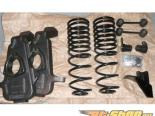 McGaughys спортивная подвеска Deluxe 2|4 Drop комплект Dodge Ram 1500 2WD 09-12