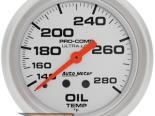 """AutoMeter 2-5/8"""" температуры масла, 140-280 F [ATM-4441]"""
